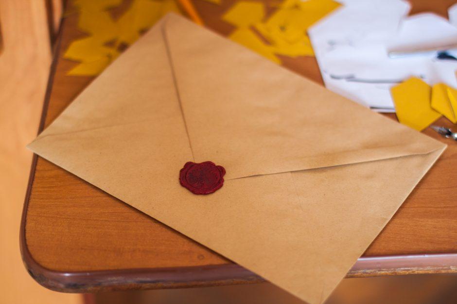future letter